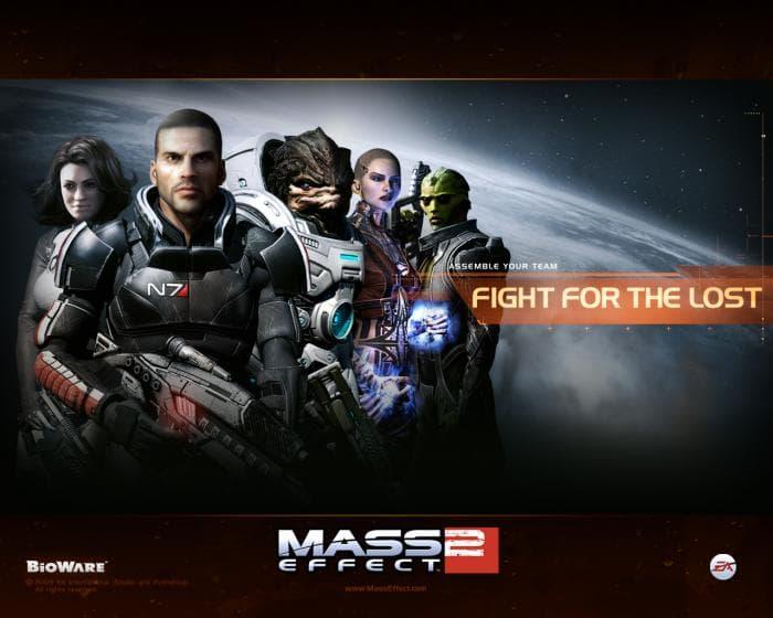 Mass Effect 2 Wallpapers