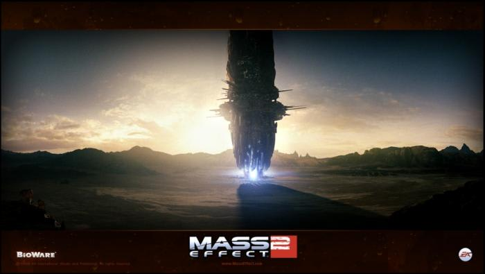 Mass Effect 2 - Fonds d'écran