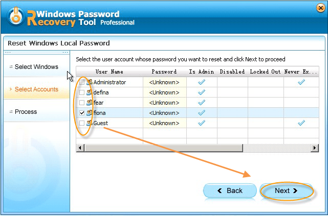 Windows password recovery tool professional (windows) download.
