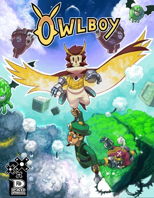 Owlboy Demo