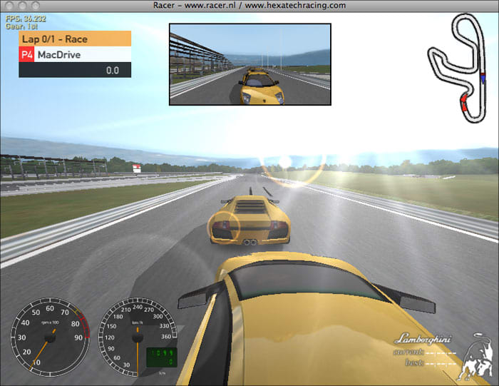 Racer For Mac Download - Sports cars racing games