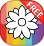Color by Numbers - Flowers - Free