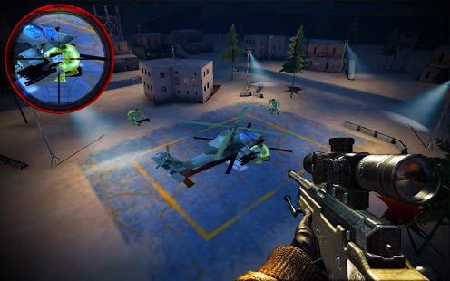 Spider vs Monster Assassin - best sniper game