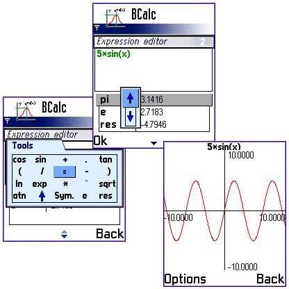 BCalc