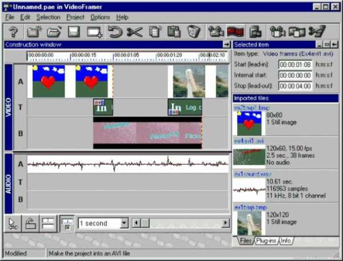 VideoFramer