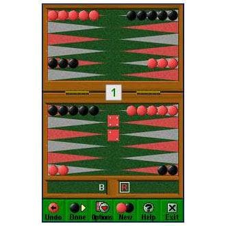 Backgammon UIQ