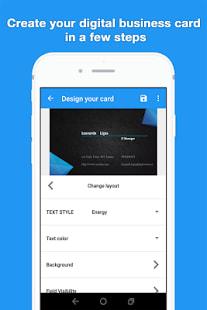 iCardoo Digital Business Card
