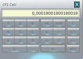 CF1 Calc