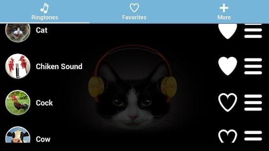 Sonidos de animales