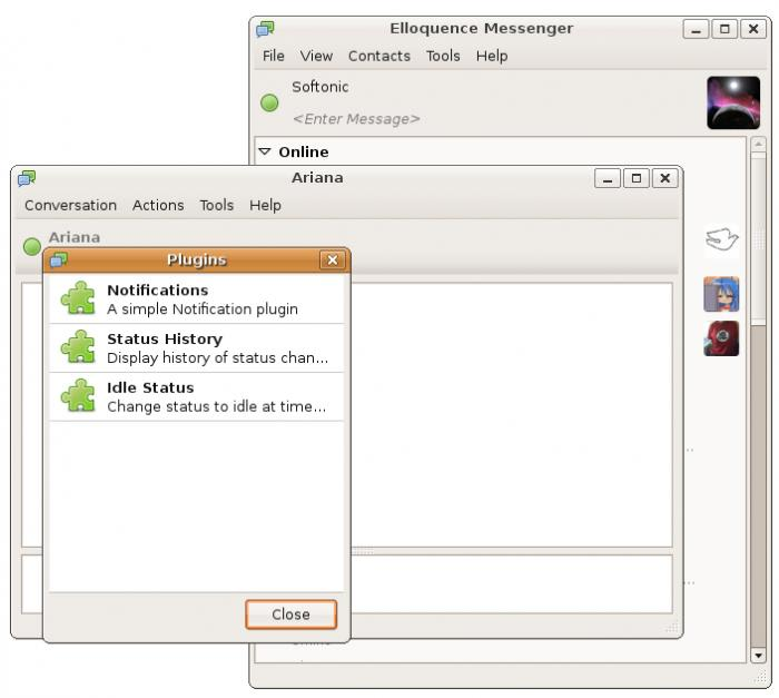 Elloquence Messenger