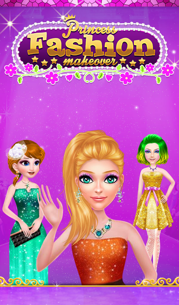 Princess Fashion Makeover