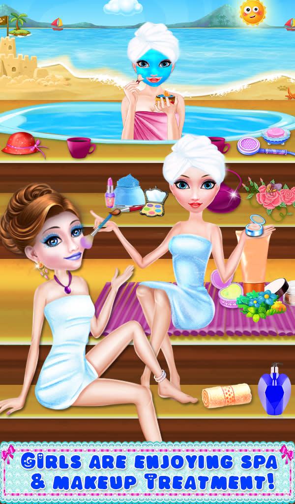 Little Princess Hair Spa Salon