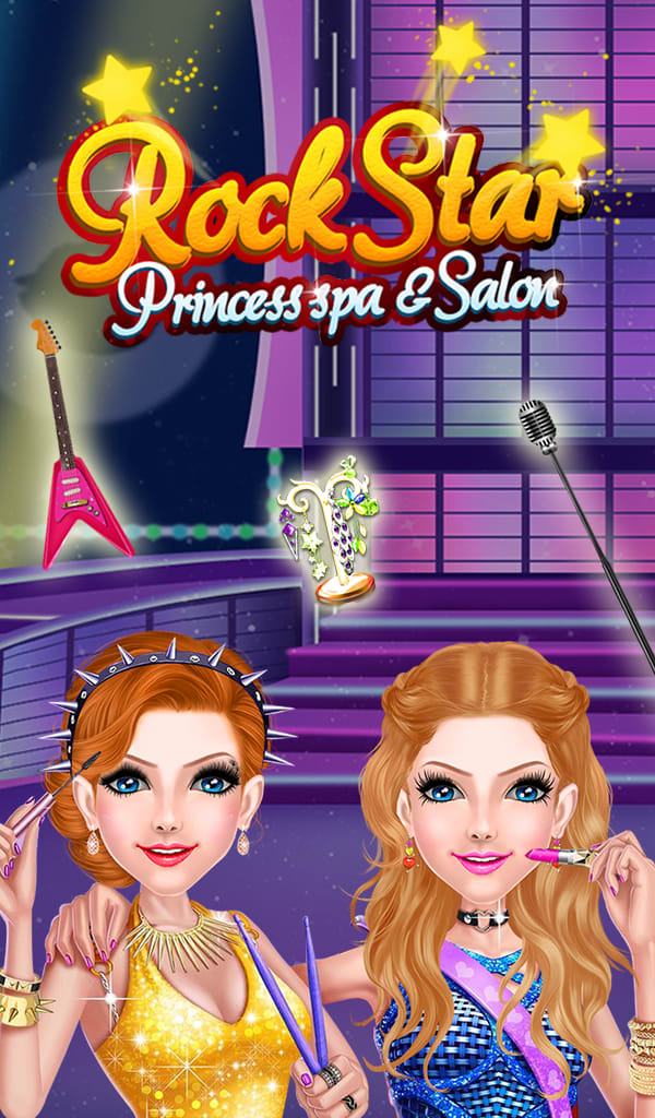 Rockstar Princess Spa & Salon