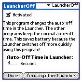LauncherOff