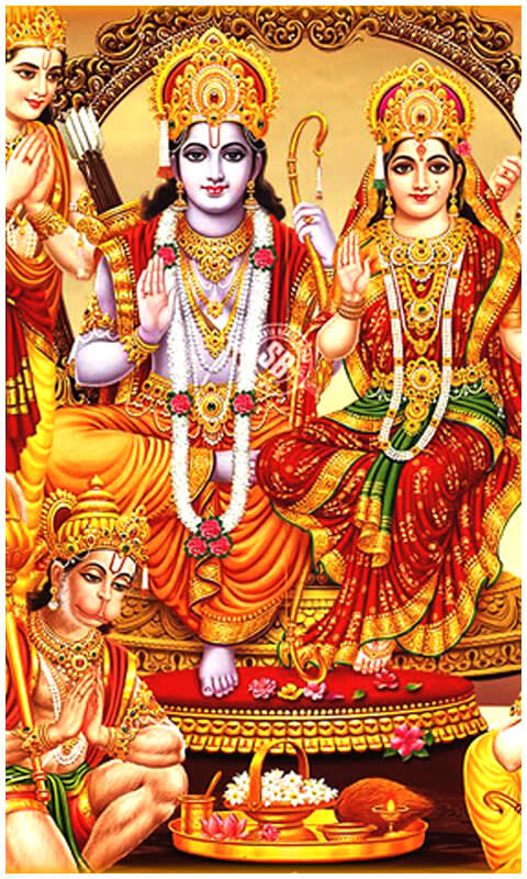 Sri Rama Live Wallpaper FreeHD