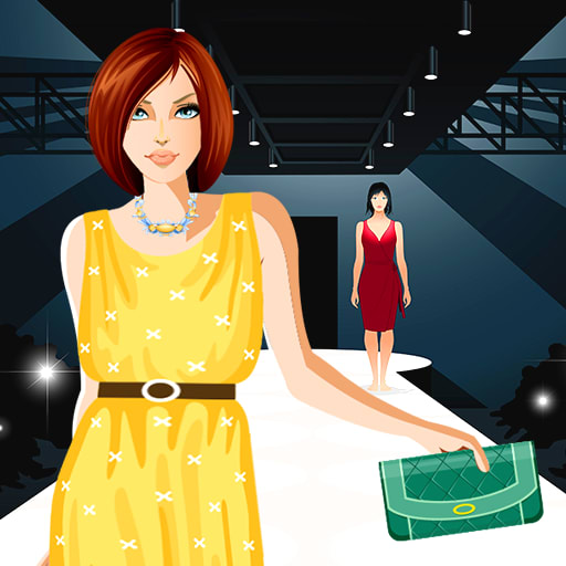 Paris Fashion Dress Up
