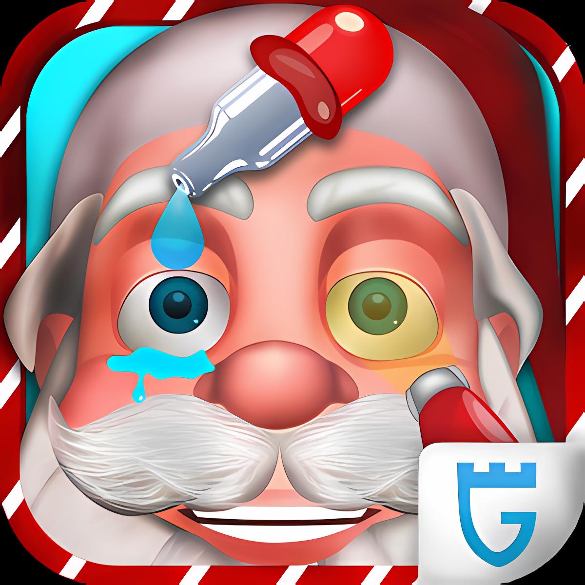 Christmas Eye Clinic for Kids