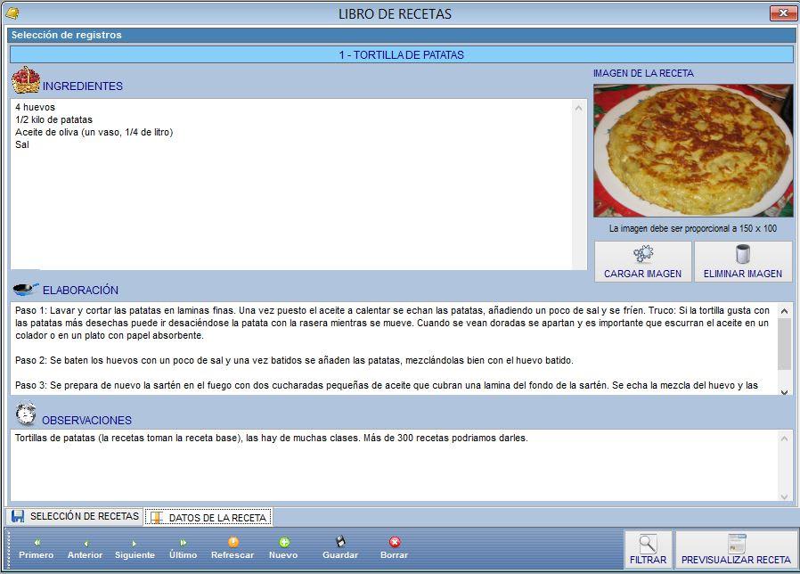 CS-Recetas de cocina