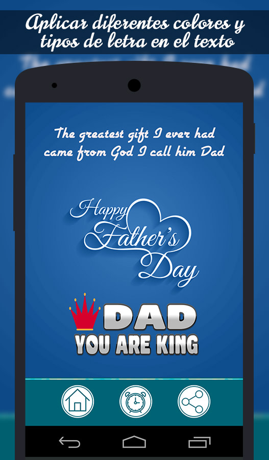 Father's Day Greetings Cards