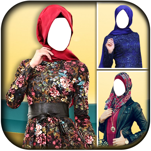 Hijab Women Fashion Suits