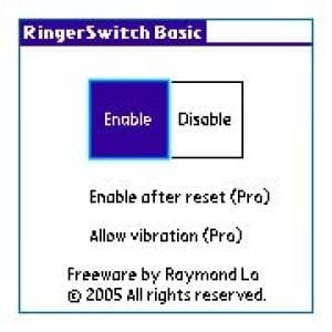 RingerSwitch Basic