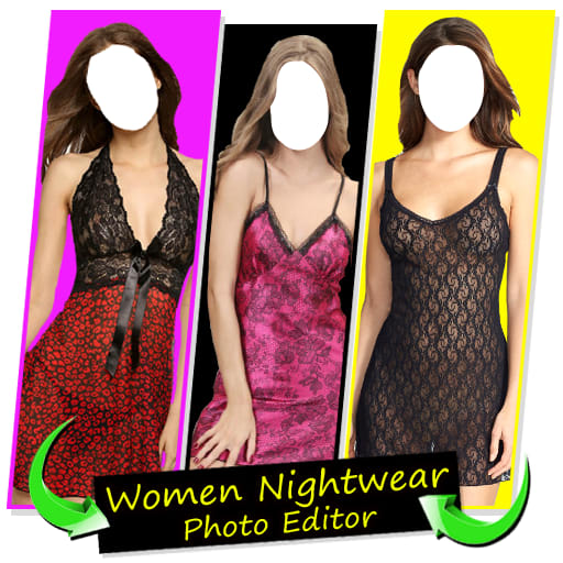 Women Nightwear Photo Editor