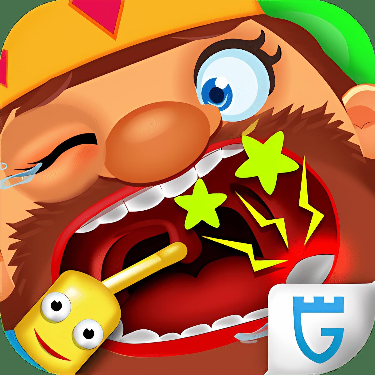 King Wisdom Tooth - Kids Game