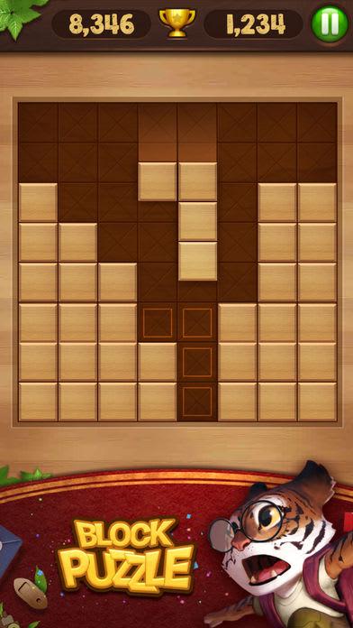Block Puzzle Wood