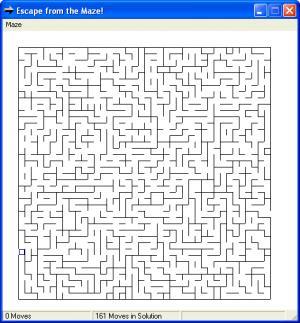 Maze Maker