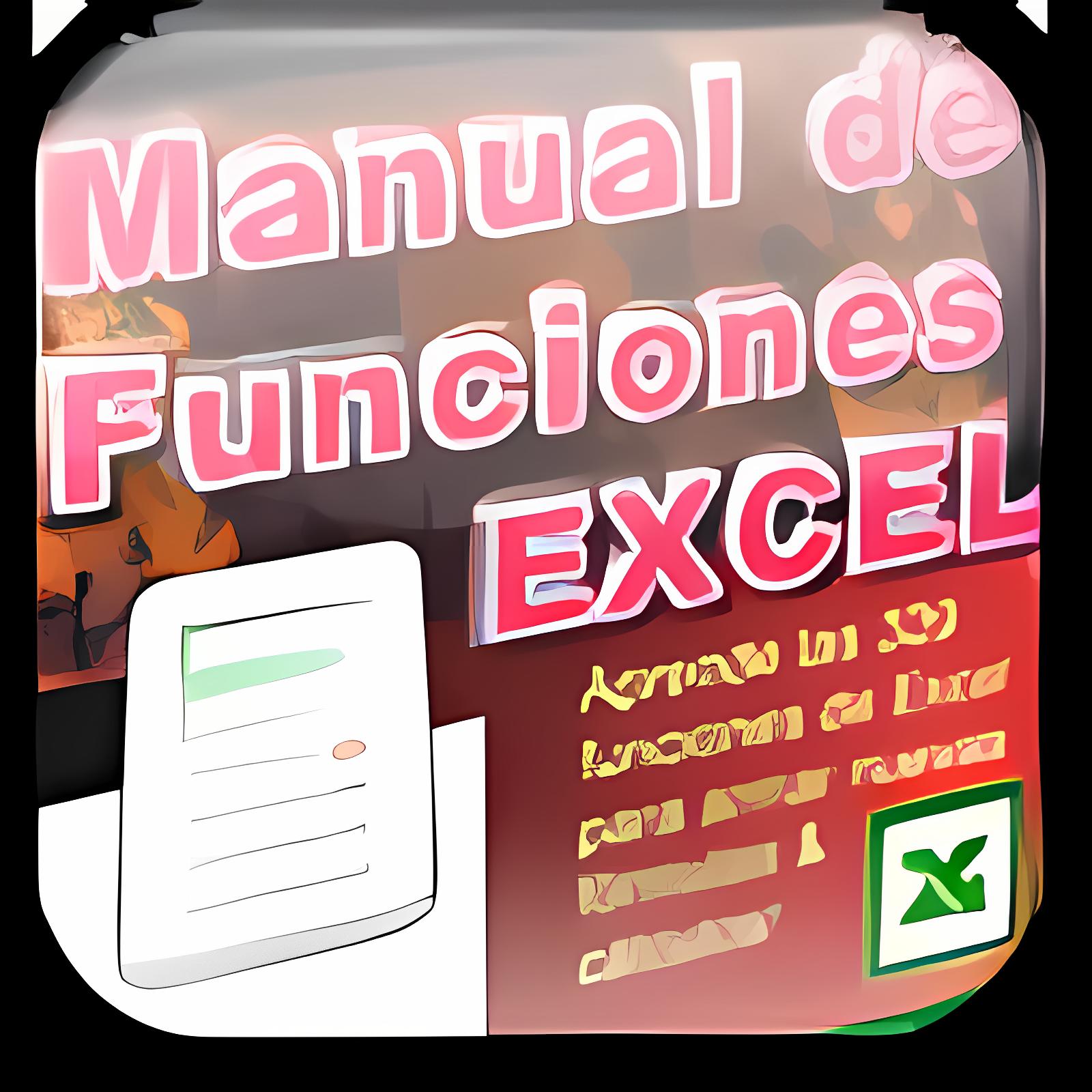 Manual de Funciones Excel 2.0