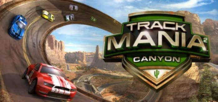 TrackMania?? Canyon