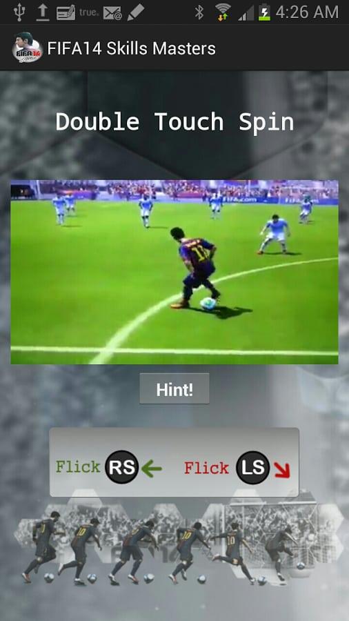 FIFA 14 Skills Master