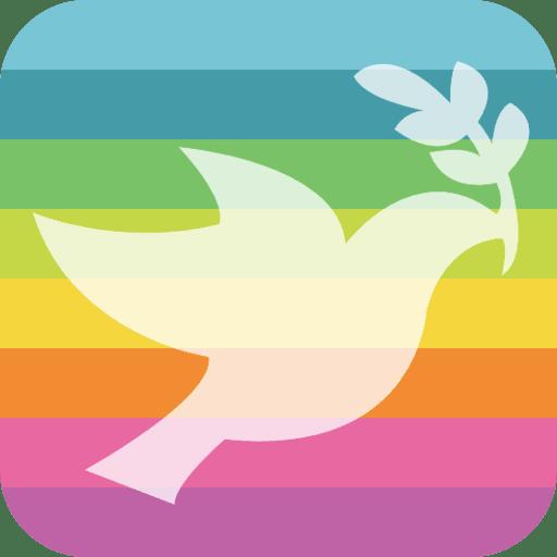 Dove of Peace Live Wallpaper