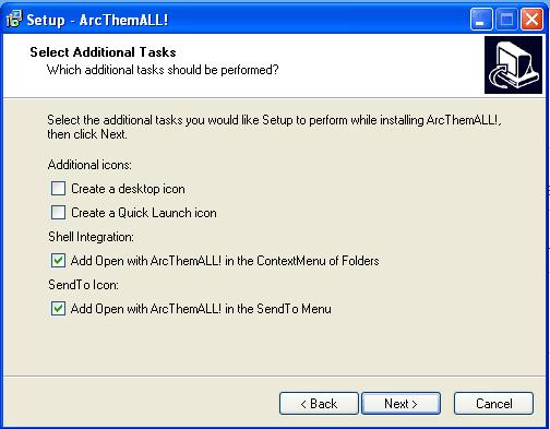 ArcThemALL! Portable