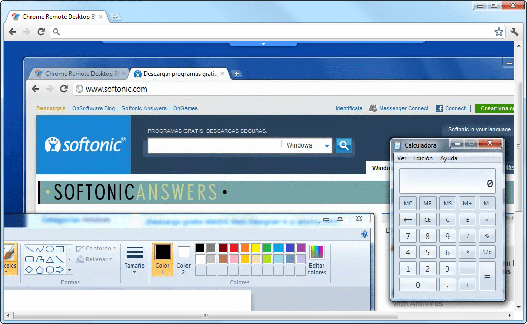 descargar chrome para pc windows 7