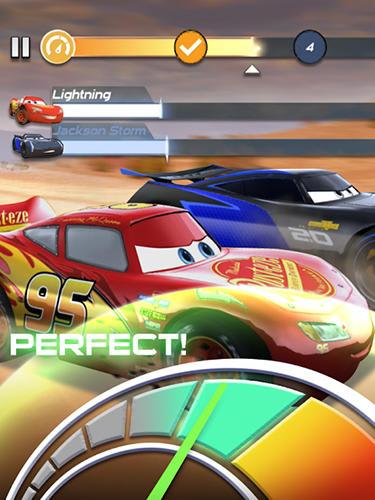 Cars Lightning League