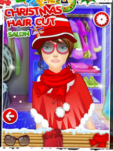 Navidad Haircut Salon