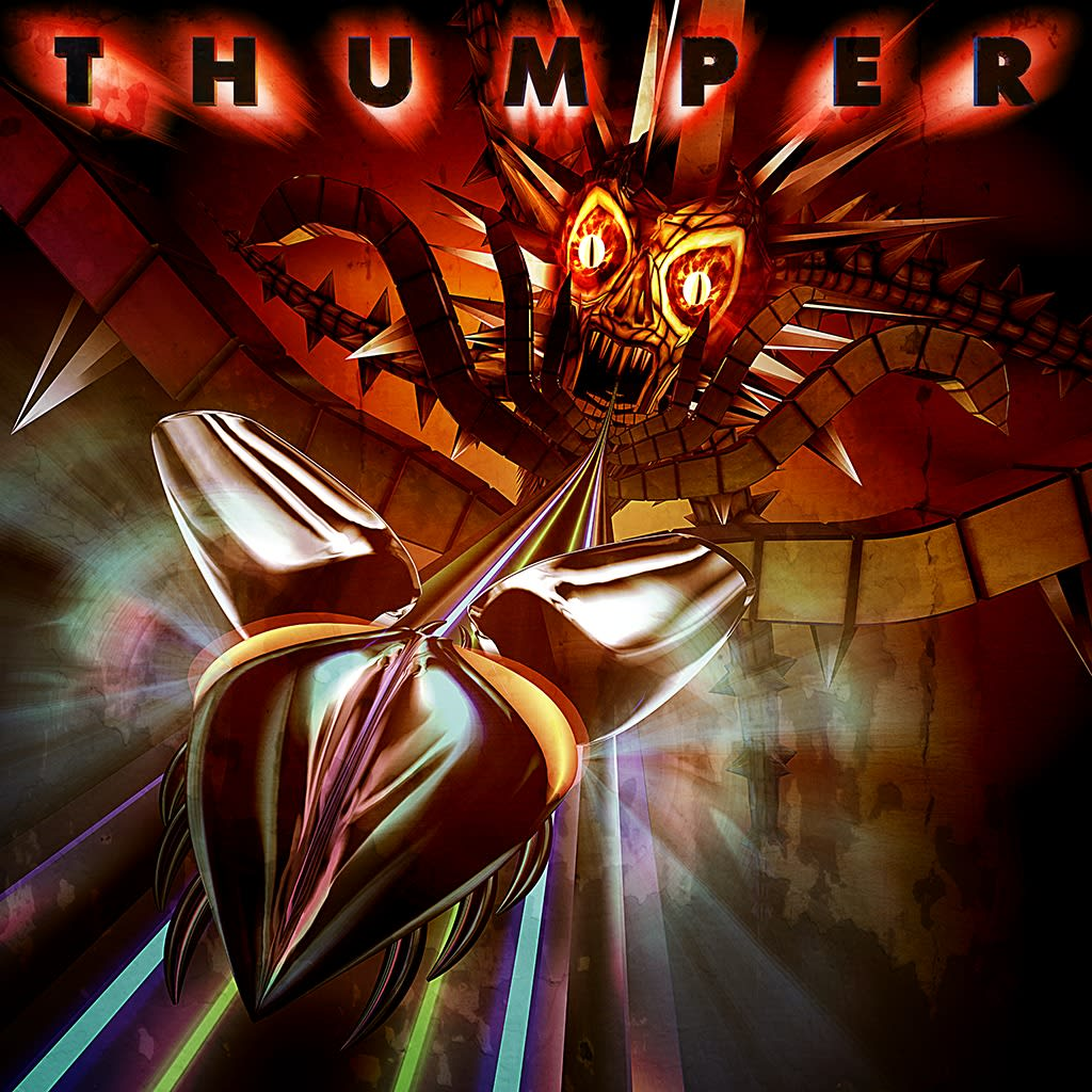 Thumper PS VR PS4