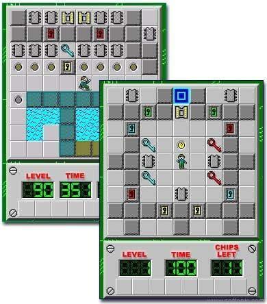 Pocket Chip's Challenge