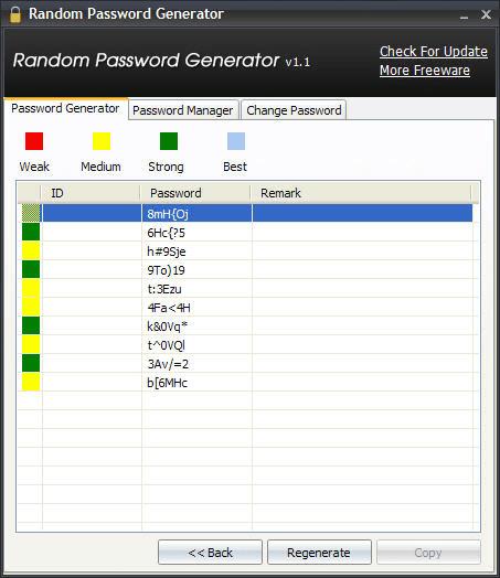 Random PaГџwort Generator