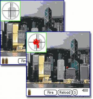 PSG-1 Sniper Game