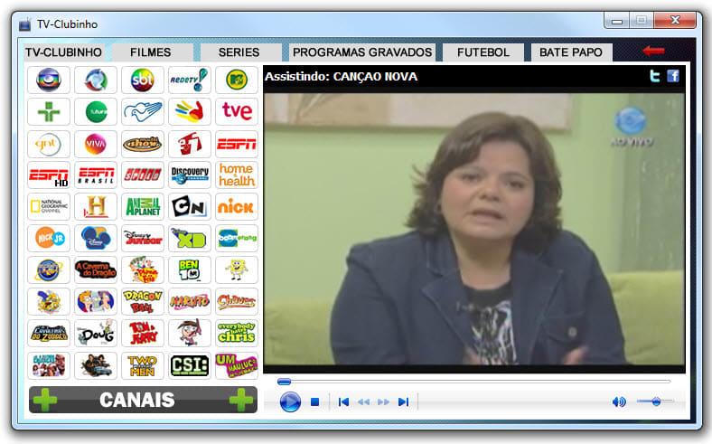 TV-Clubinho