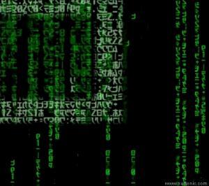 Matrix Screen Saver (by Warner Bros.)