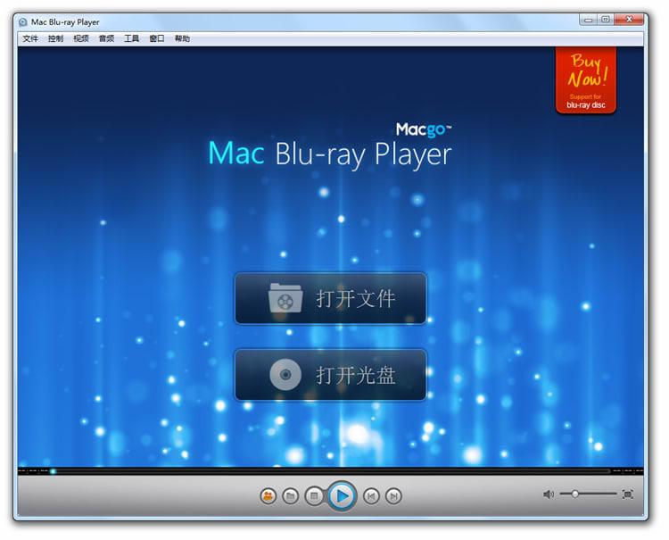 Mac Bluray Player for Windows