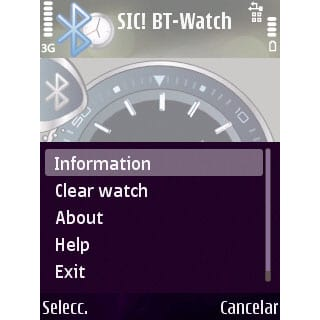 SIC! BT-Watch