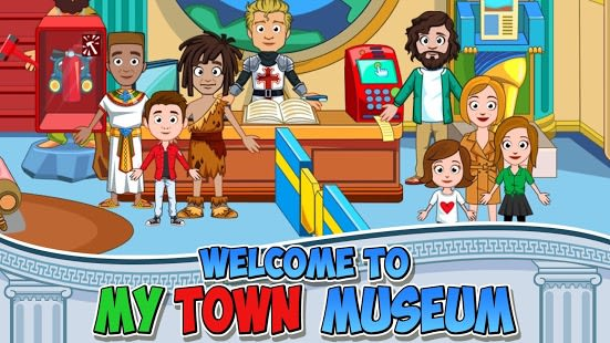 My Town : Museum (Unreleased)