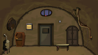 741 Aboriginal House Escape