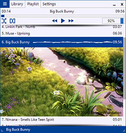 PlayPad Media Player Free