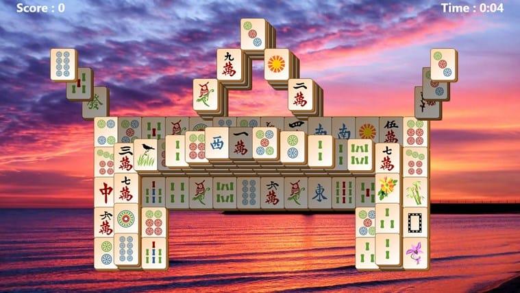 Mahjong+ pour Windows 10