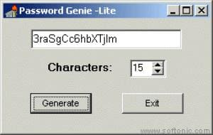 Password Genie Lite